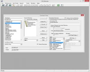 view, convert, print, debug, and analyze PCL with PCLWorks GUI