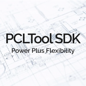 PCLTool SDK - Power Plus Flexibility
