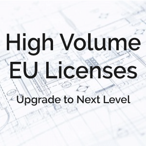 PCLTool SDK – High Volume Extended Use License Upgrade to Next Level – (EUOC4)
